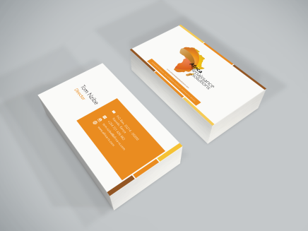 ARS business cards