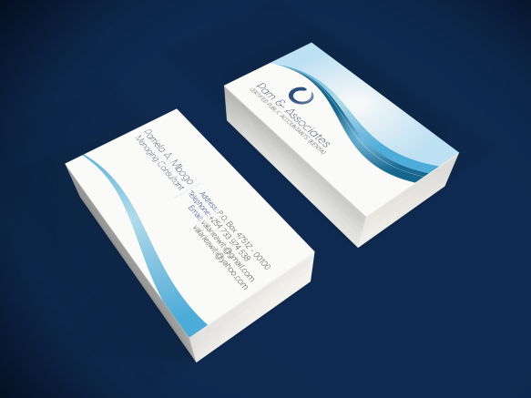 pam business cards
